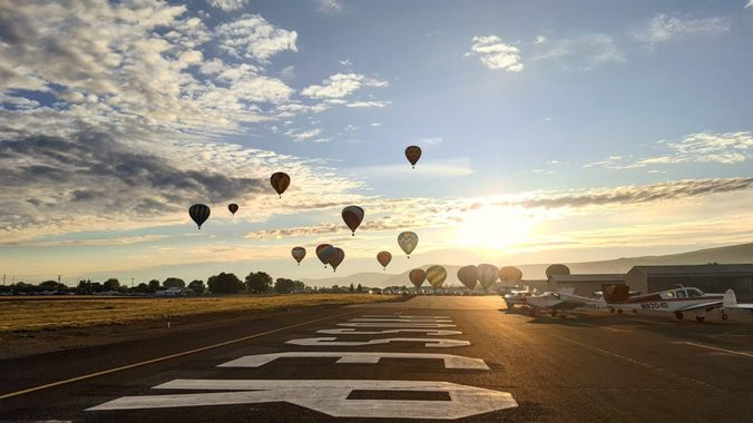 Photo taken by Conner Ehr during The Great Prosser Balloon Rally e4073a432